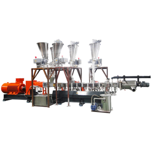 Twin Screw Extruder Super Performance TSS