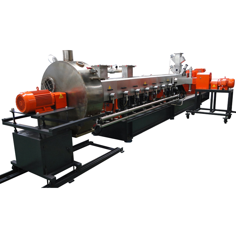 Rubber Dewatering & Devolatilization