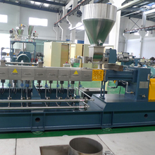 Functional Masterbatch Compounding Extruder